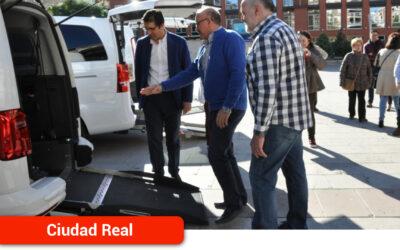La Diputación destina ayudas para la adaptación de taxis a personas con movilidad reducida de hasta el 80% del coste