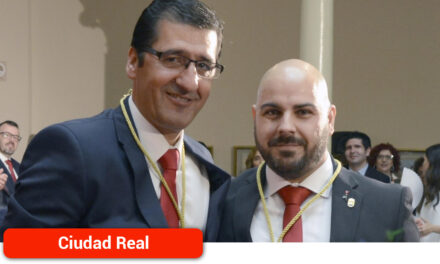 El diputado Francisco José Barato refuerza su posición en el Gobierno de la Diputación como miembro de la Junta de Gobierno