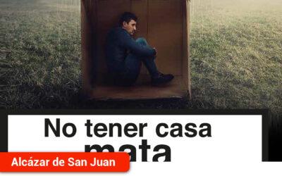 El próximo domingo 25 de octubre se celebra el día de la campaña de personas sin hogar organizada por Cáritas española
