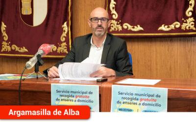 El Ayuntamiento pone en marcha el servicio de recogida gratuita de enseres a domicilio