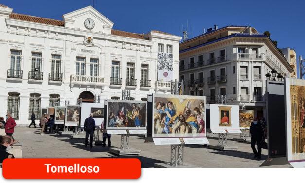 Más de 5.000 personas visitan la exposición de 'El Prado en las calles' que se prolonga hasta el 29 de octubre