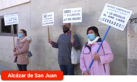 La Asociación de Vendedores Ambulantes de Castilla-La Mancha reclama la apertura de los mercadillos para poder trabajar