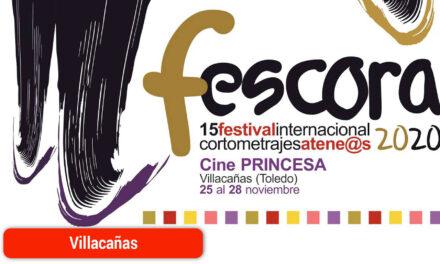 El cine protagoniza la actividad con una exposición al aire libre sobre 'Los felices Años 20' y las proyecciones de FESCORA
