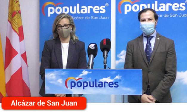 """Lola Merino: """"Si Page no apoya los PGE, que los nueve diputados del PSOE de C-LM en el Congreso voten en contra"""""""