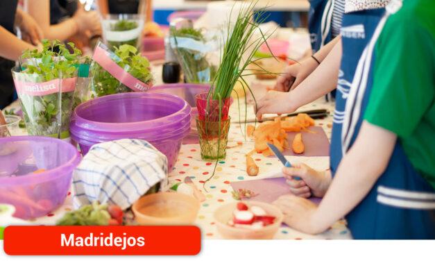 El Taller de Cocina se celebra este jueves dentro de la programación de las XIV Jornadas de Azafrán