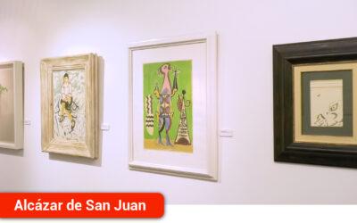 La Galería de Arte Marmurán selecciona las mejores y más variadas piezas en la exposición 'Obras caprichosas' que se podrá visitar hasta el próximo 9 de enero