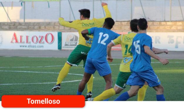 La Gineta castiga al Atlético Tomelloso y se lleva la victoria por la mínima