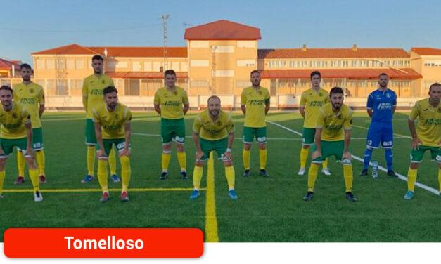 Empate de orgullo y corazón del Atlético Tomelloso en su partido frente al Campillo