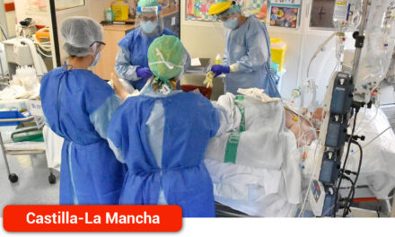 En los últimos 10 días, la región ha reducido los hospitalizados en cama convencional en cerca de 200 personas