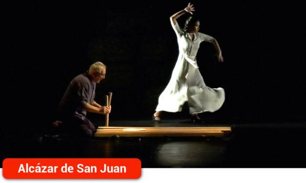 'Burdina / Hierro' flamenco y tradición vasca en un espectáculo lleno de vida y sentimiento en el auditorio de Alcázar de San Juan