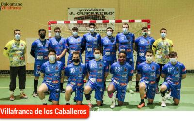 Resultados y crónicas de los equipos del BM Villafranca en la Jornada 1