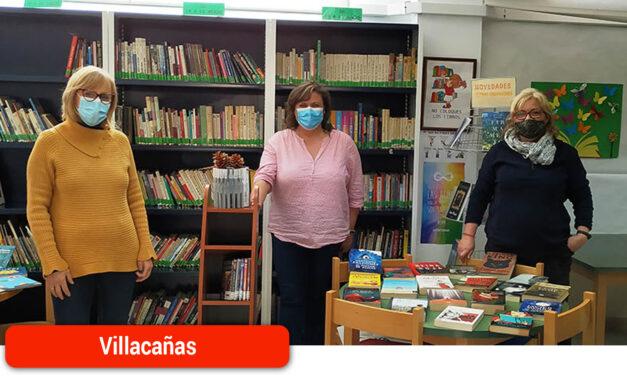 """La Campaña de Animación a la Lectura """"María Moliner"""" reconoce la actividad de la Biblioteca Municipal"""
