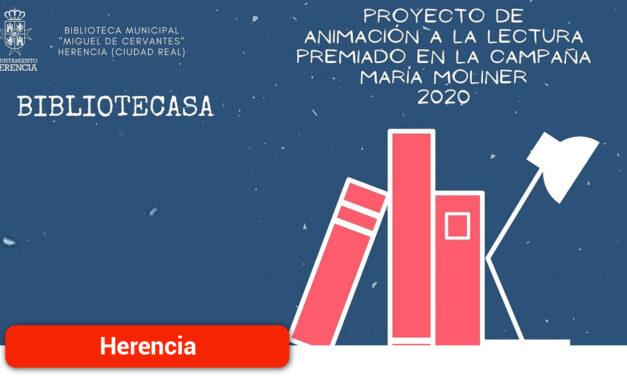 Nuevo premio María Moliner 2020 para la Biblioteca Municipal