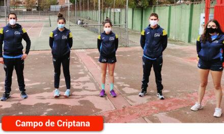 Club Natación Criptana Gigantes se desplazó este fin de semana a Talavera para un Control de Marcas Autonómico