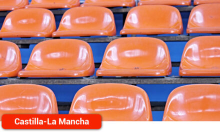 El Gobierno regional estudiará las propuestas de las federaciones deportivas de Castilla-La Mancha para albergar público en las competiciones
