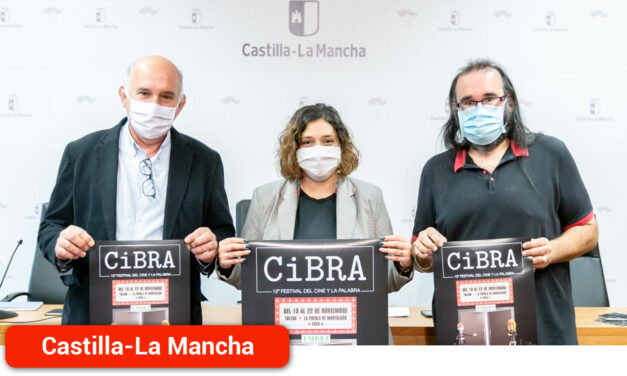 Un total de 150 docentes y 50 jóvenes creadores castellano-manchegos participan en el Festival CIBRA gracias al apoyo del Gobierno regional