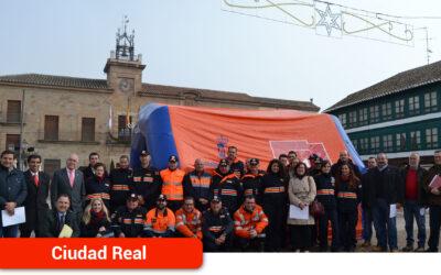 El Gobierno de García-Page subvenciona a 31 agrupaciones de Protección Civil con 50.000 euros