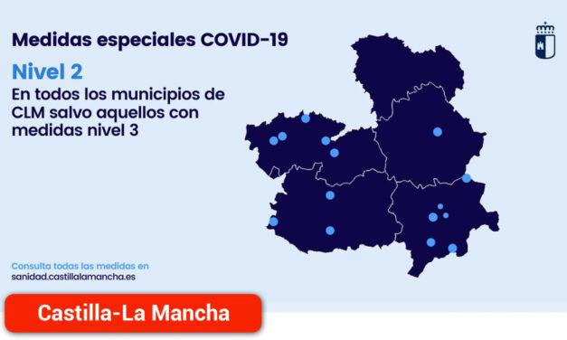 Sanidad decreta la prórroga de medidas especiales nivel 2 en la Región