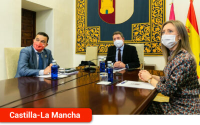 García-Page es reelegido presidente de la AREV