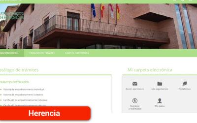 Aprobado el Plan para la publicación de trámites y servicios a través de la sede electrónica del Ayuntamiento