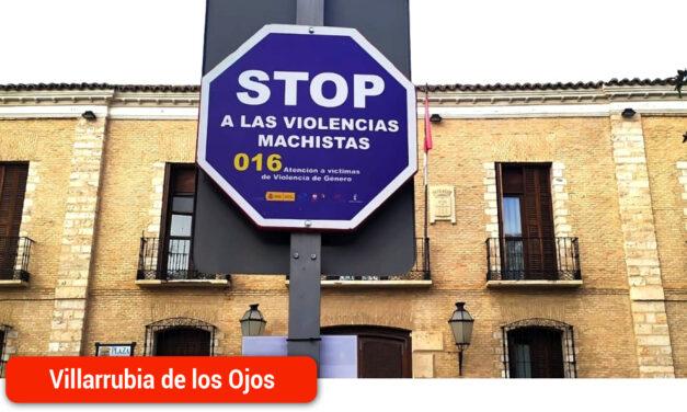 El Ayuntamiento y el Centro de la Mujer instalan señales viales de sensibilización contra la violencia de género