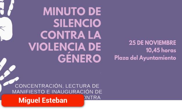 La localidad instalará señales viales contra la violencia de género para sensibilizar contra esta lacra