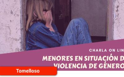 El Centro de la Mujer programa una charla sobre menores en situación de violencia de género