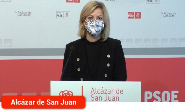 """Ana Isabel Abengózar: """"Si no quieren que estos presupuestos salgan gracias a Bildu, que reflexionen y el Partido Popular vote en consecuencia"""""""
