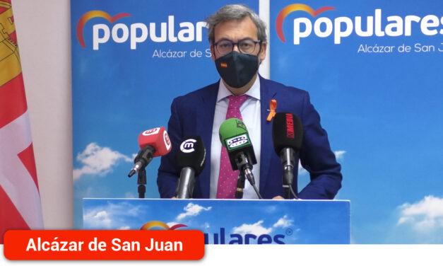 """El Grupo Municipal Popular: """"El presupuesto de 2021 es el de mayor presión fiscal de la historia de nuestro Ayuntamiento"""""""