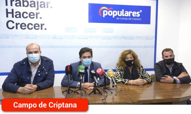El candidato a la presidencia del PP en Ciudad Real reclama la recuperación de la ilusión entre sus votantes y afiliados para volver a gobernar a nivel regional y estatal