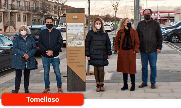 Homenaje a José Luis Cabañas en la avenida Juan Carlos I
