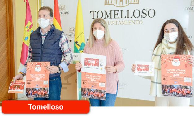 El club Pieles Run presentan su San Silvestre virtual en Tomelloso que se celebrará los días 30 y 31 de diciembre