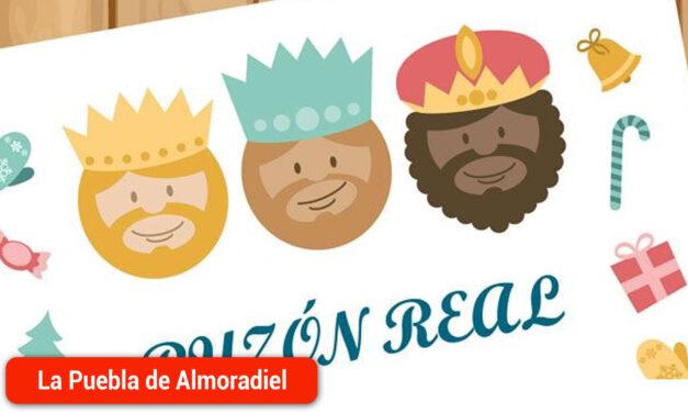 Echa tu carta en el Buzón Real y comparte tus deseos con nosotros