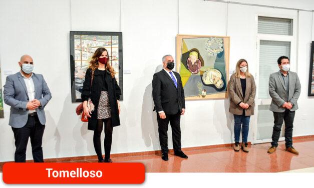 Explosión de creatividad de Pepe Carretero en su municipio natal