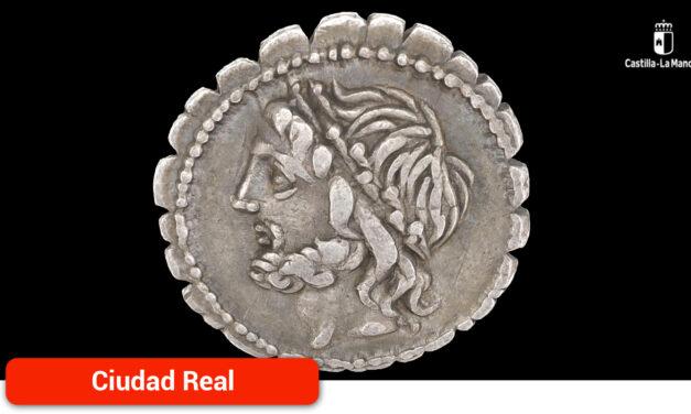 Los modelos en 3D de una moneda romana y de un anillo de la edad de hierro del Museo de Ciudad Real