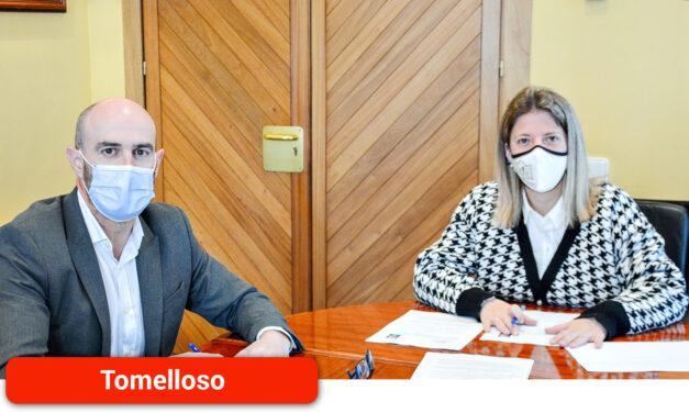 Los Ayuntamientos de Tomelloso y Argamasilla de Alba cierran el acuerdo para la financiación de las obras y el mantenimiento de la nueva Estación de Filtrado