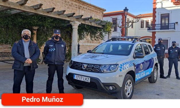 EL Ayuntamiento adquiere un nuevo coche para la Policía Local