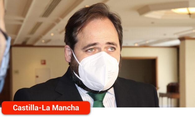 Núñez reclama a Page la apertura inmediata de la hostelería en Castilla-La Mancha