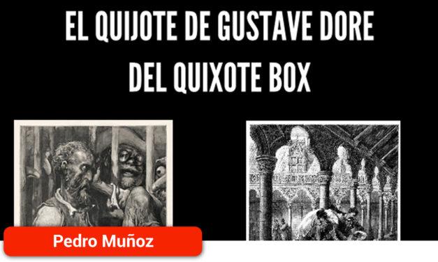 El Quixote Box vuelve a poner la pieza del mes con una exposición del Quijote de Gustave Doré