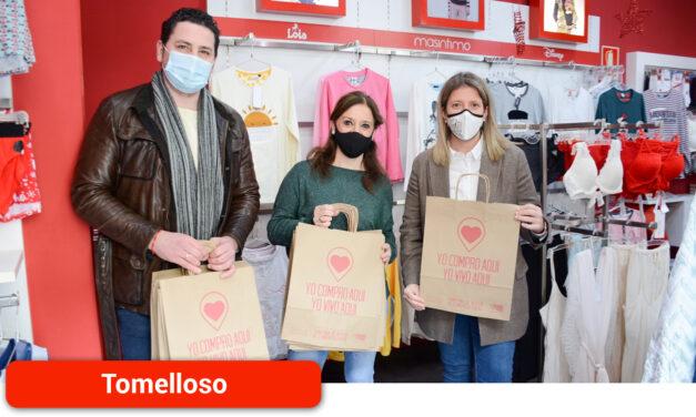 Ayuntamiento y Diputación se unen en una campaña para impulsar el comercio local
