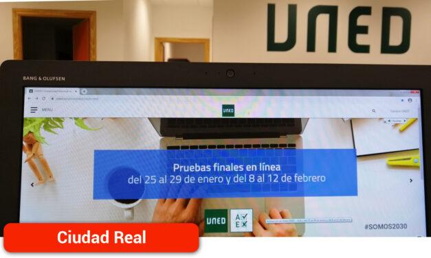 "La Uned de Ciudad Real realiza la convocatoria ordinaria de exámenes de febrero a través del ""Aula Virtual de Exámenes"" (AVEX)"