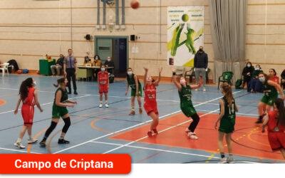Los cuatros equipos federados del Baloncesto Criptana empiezan el año con victorias en sus respectivas competiciones