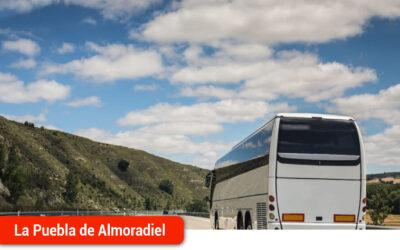 Se reanudan las líneas de autobús que unen La Puebla de Almoradiel con Toledo y Alcázar de San Juan