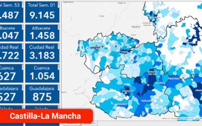Alarmante incremento de positivos, Alcázar suma 240 casos, Tomelloso 174 y Herencia 93 en las dos últimas semanas