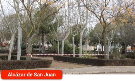 Cierre de parques por alerta naranja con fuertes vientos que podrían alcanzar los 90 km/h