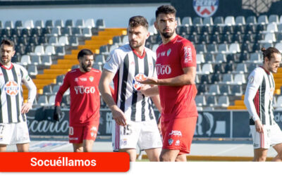 Contundente derrota de la UD Yugo Socuéllamos ante el CD Badajoz por 4 – 0