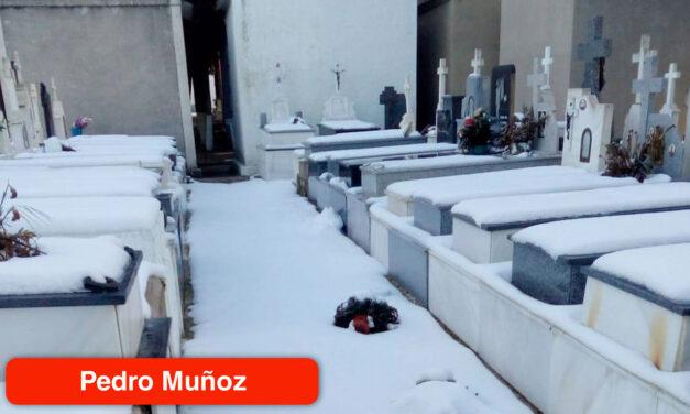 El Cementerio Municipal permanecerá cerrado a consecuencia de la borrasca Filomena