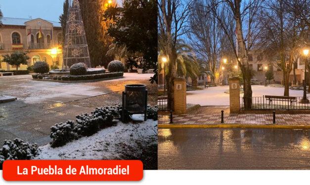 El Ayuntamiento pide precaución ante las nevadas y placas de hielo previstas