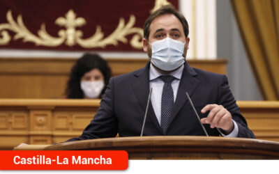 Núñez propone la realización de test masivos, intensificar el plan de vacunación y la apertura urgente del nuevo Hospital de Toledo