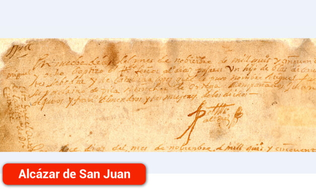 Blas de Cervantes Saavedra